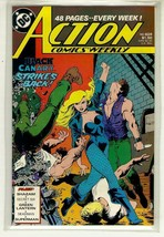 Action Comics #624 Nm! ~ Superman! - $2.00