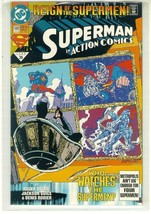 Action Comics #689 Nm! ~ Superman! - $2.00