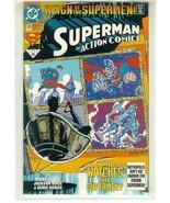 ACTION COMICS #689 NM! ~ SUPERMAN! - $2.00