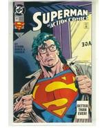 ACTION COMICS #692 NM! ~ SUPERMAN! - $2.00