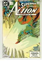 Action Comics #646 Nm! ~ Superman! - $2.00