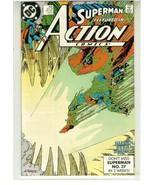 ACTION COMICS #646 NM! ~ SUPERMAN! - $2.00