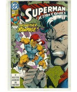 ACTION COMICS #681 NM! ~ SUPERMAN! - $2.00