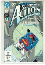ACTION COMICS #665 NM! ~ SUPERMAN! - $2.00