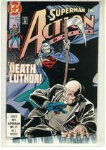 ACTION COMICS #660 NM! ~ SUPERMAN! - $2.00