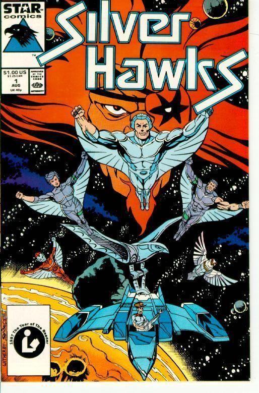 SILVERHAWKS #1 (Star Comics, 1987) NM!