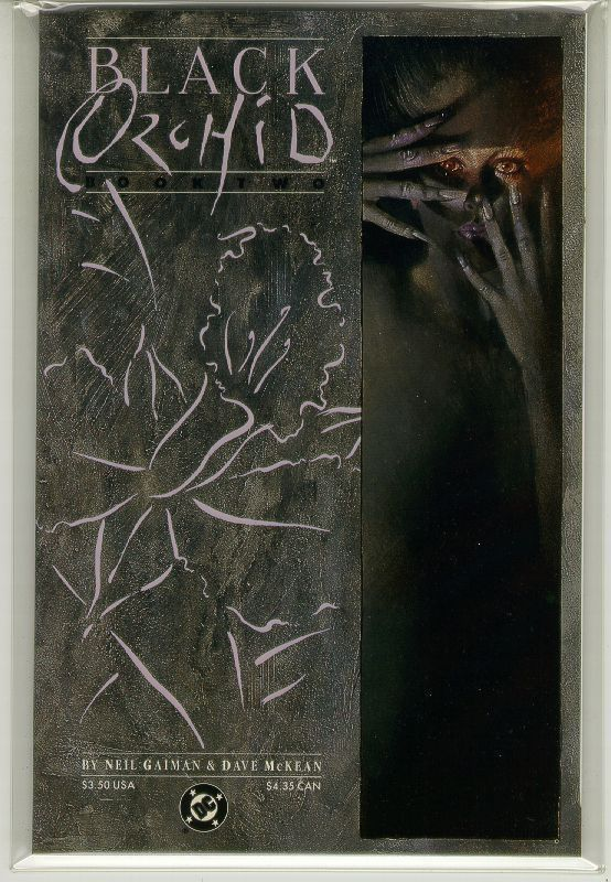 BLACK ORCHID #2 (DC Comics, 1988 Mini-Series) NM! ~ Neil Gaiman