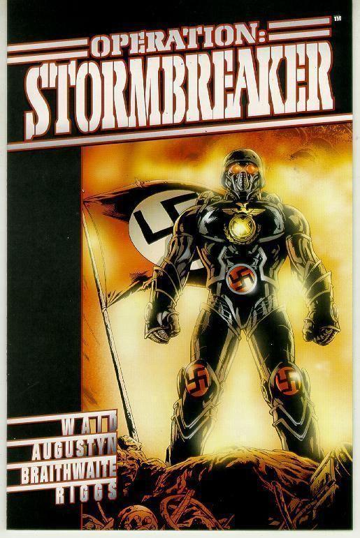 OPERATION STORMBREAKER #1 (Acclaim Comics, 1997) NM!