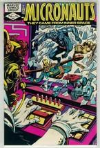 MICRONAUTS #45 (1979 Series) NM! - $3.00