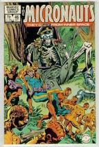 MICRONAUTS #46 (1979 Series) NM! - $3.00