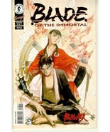 BLADE OF THE IMMORTAL: FANATIC #2 NM! - $3.00