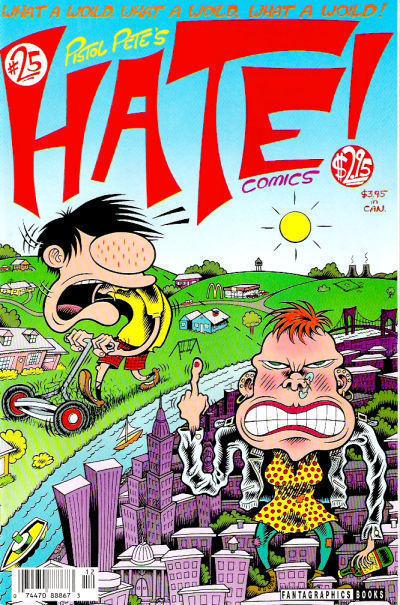 HATE #25 NM! ~ Peter Bagge