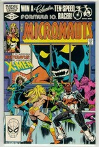 MICRONAUTS #37 (1979 Series) NM! - $3.00