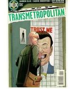 TRANSMETROPOLITAN #4 (Vertigo) NM! ~ Warren Ellis - $3.50
