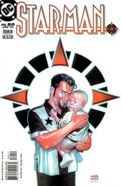 STARMAN #80 (1994 Series) NM!