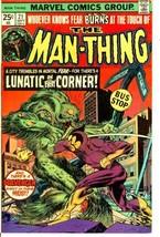 MAN-THING #21 (1975) - $3.00