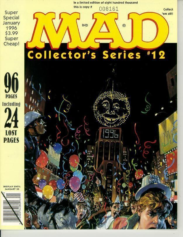 MAD SUPER SPECIAL #110 (1996) NM!