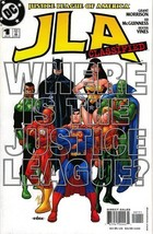 JLA CLASSIFIED #1 NM! - $3.50