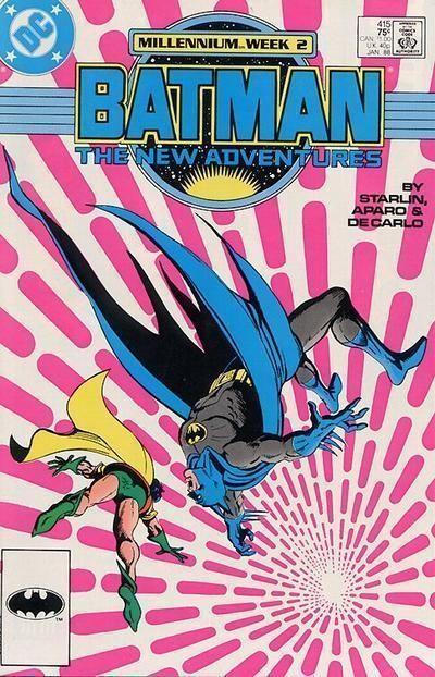 BATMAN #415 NM!