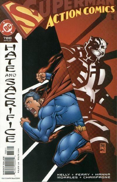 ACTION COMICS #788 NM! ~ SUPERMAN!