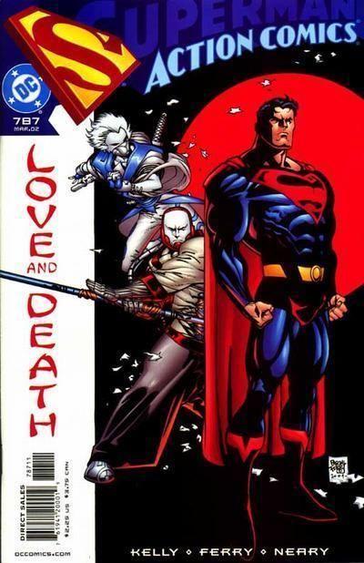 ACTION COMICS #787 NM! ~ SUPERMAN!