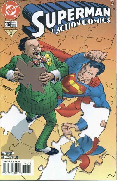 ACTION COMICS #746 NM! ~ SUPERMAN!