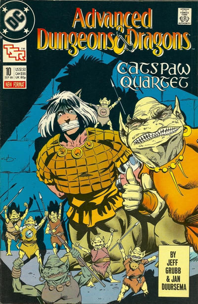 Advanced Dungeons & Dragons #10