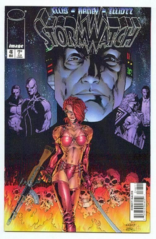 STORMWATCH #46 (Image Comics) NM!