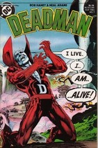 DEADMAN #7 (DC Comics, 1985) NM! - $4.00