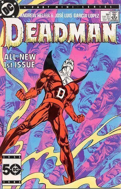 DEADMAN #1 (DC Comics, 1986 Series) NM!