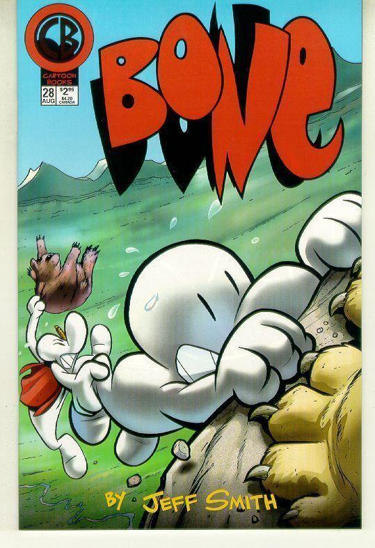 Bone #28 (Cartoon Books) NM!