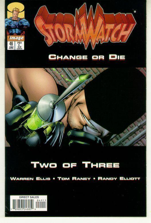 STORMWATCH #49 (Image Comics) NM!