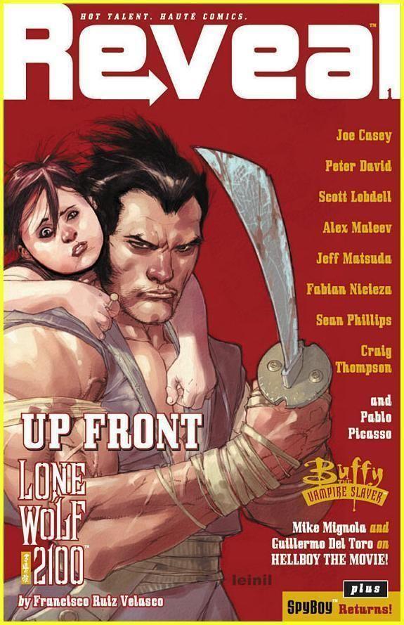 REVEAL #1 (Dark Horse Comics, 2002) NM! ~ Lone Wolf 2100