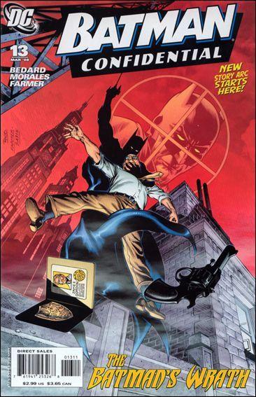 DC BATMAN CONFIDENTIAL #13 NM