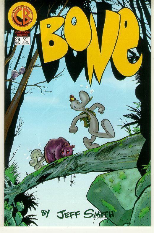 Bone #29 (Cartoon Books) NM!