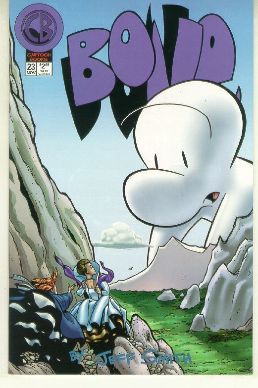 Bone #23 (Cartoon Books) NM!
