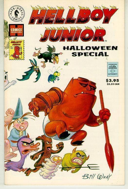 Hellboy Junior Halloween Special #1 (Dark Horse Comics, 1997) NM!