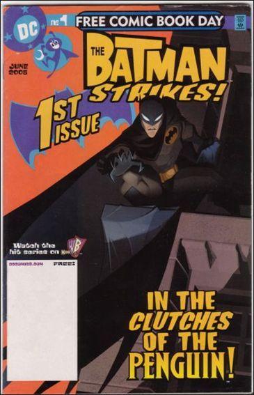 DC BATMAN STRIKES #1 NM