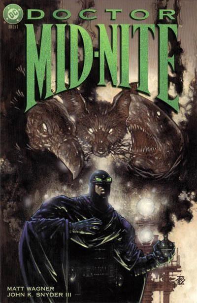 DOCTOR MID-NITE #2 NM! ~ Matt Wagner