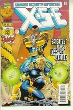 XSE #3 NM! ~ Xavier's Security Enforcers ~ Bishop ~ X-Men - $1.00