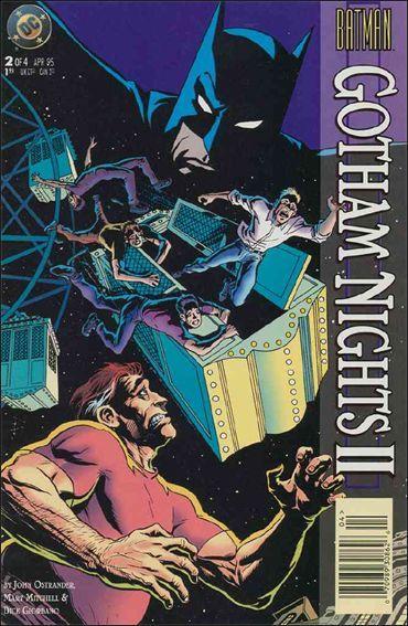 DC BATMAN: GOTHAM NIGHTS II #2 VF+