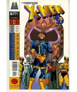 X-MEN: The MANGA #5 (1998) NM! - $1.00