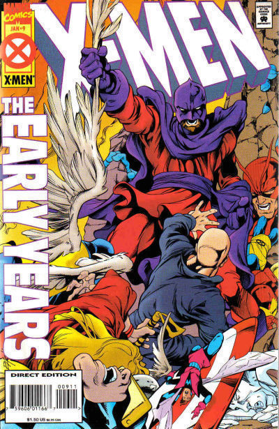 X-MEN: The EARLY YEARS #9 (1994) NM!