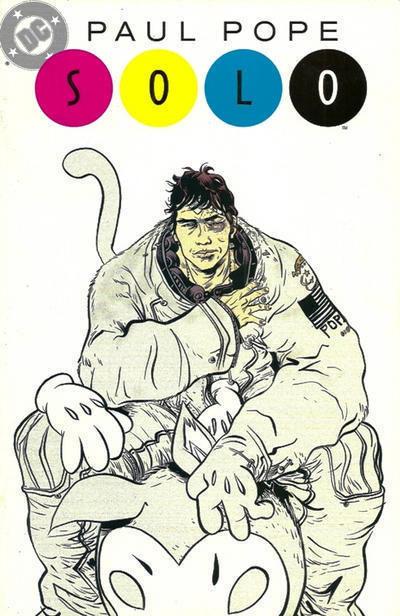SOLO #3 (DC Comics) ~ PAUL POPE
