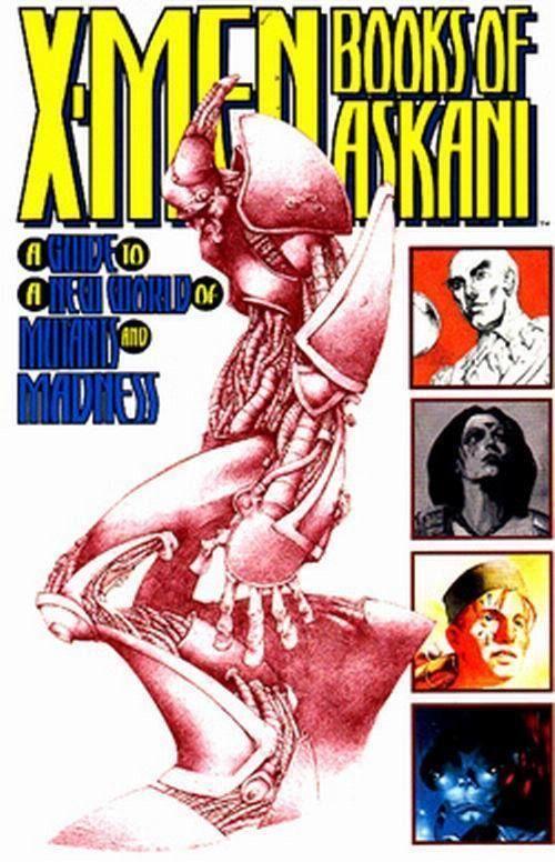 X-MEN: BOOKS of ASKANI #1 - £1.61 GBP
