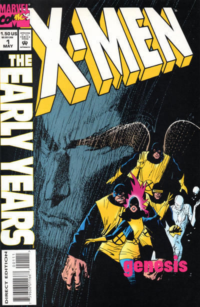 X-MEN: The EARLY YEARS #1 (1994) NM!