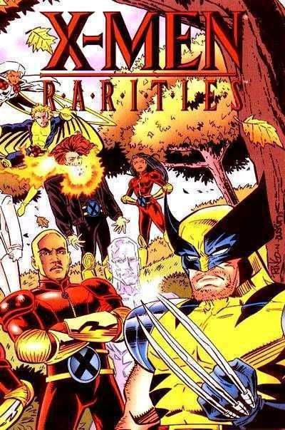 X-MEN RARITIES NM!