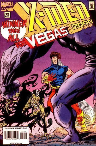 X-MEN 2099 #19 NM!