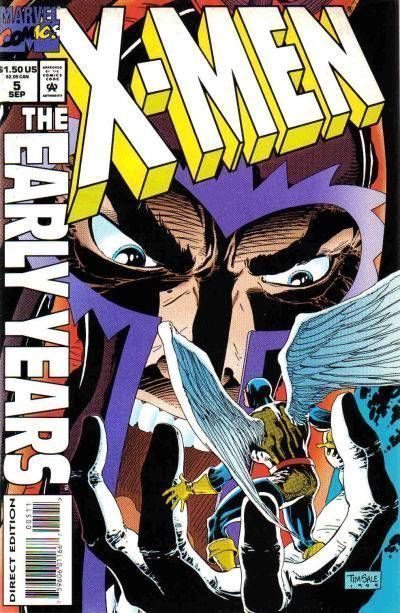 X-MEN: The EARLY YEARS #5 (1994) NM!
