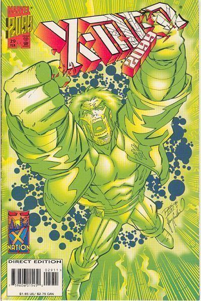 X-MEN 2099 #29 NM!